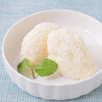 豆乳と甘酒のやさしいアイス