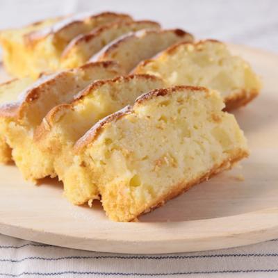 簡単 りんごとヨーグルトのケーキ