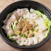 やわらか白菜と豚バラ肉の鍋