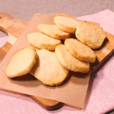 練乳ミルククッキー