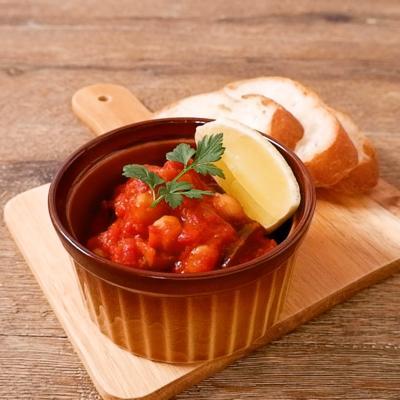 モロッコ風トマト煮込み