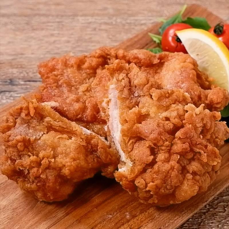 チキン レシピ フライド