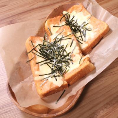 朝食に!明太マヨチーズトースト