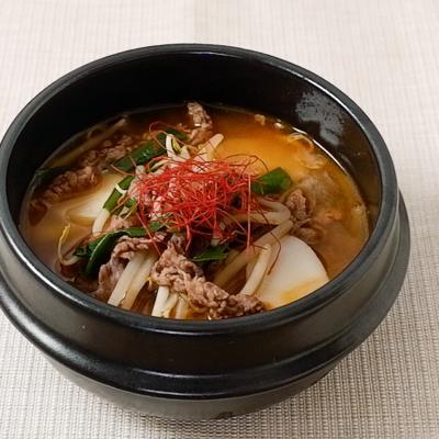 スープ ユッケ ジャン