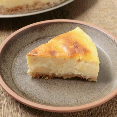 桃香る ニューヨークチーズケーキ