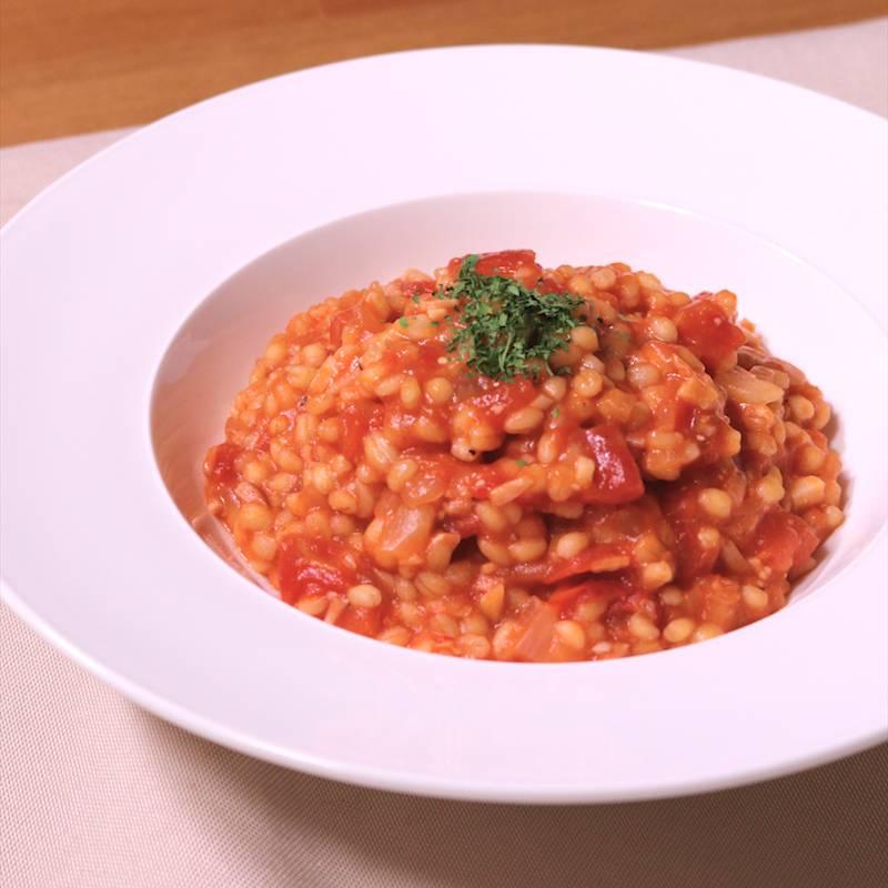 トマト リゾット 作り方
