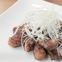 簡単中華 牡蠣の山椒炒め