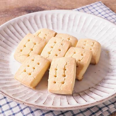 ホットケーキミックスで作る 簡単ショートブレッド