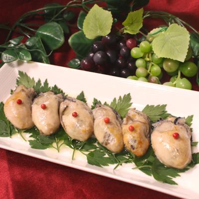 ワインに最高のおつまみを!牡蠣のコンフィ
