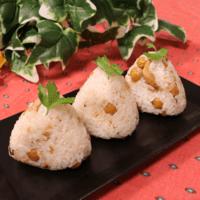 炊飯器でヒヨコ豆のピラフ