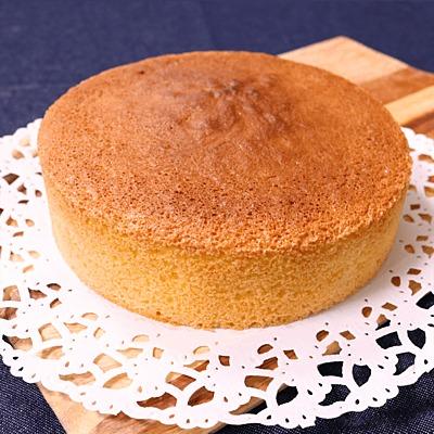共立てで作る基本のスポンジケーキ