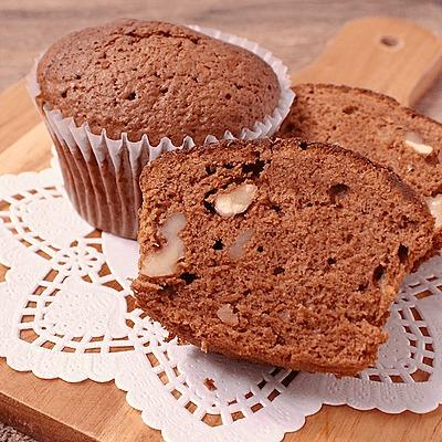濃厚チョコレートカップケーキ