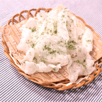 海苔チーズ味の!ライスペーパーチップス