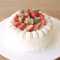 記念日に作りたい デコレーションケーキ