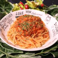 トマトとツナの超簡単パスタ