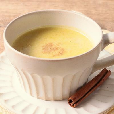 かぼちゃのココナッツスープ