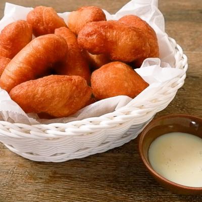 タイ風揚げパン