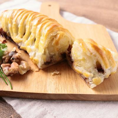 丸ごとバナナのチョコバナナパイ