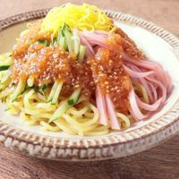 冷やし韓国麺