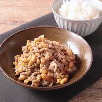 ご飯によく合う 豚ひき肉と大豆のみそ炒め