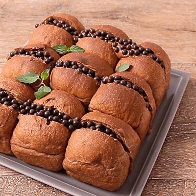 ショコラクロッカンちぎりパン