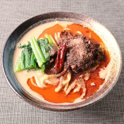 花椒香る スタミナ担々麺