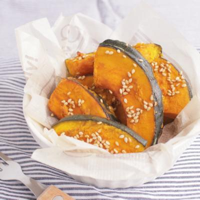 かぼちゃのハニーチップス