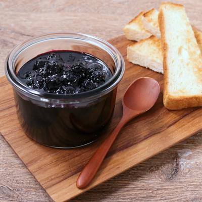 冷凍ブルーベリーで作るブルーベリージャム