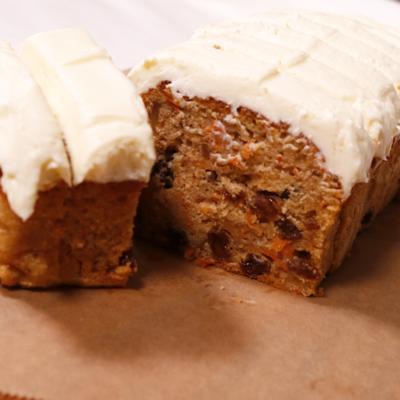 バターなしでできちゃう!NY風キャロットケーキ