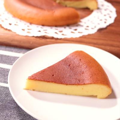 炊飯器でつくる  ふわっと炊飯チーズケーキ