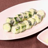きゅうりのマヨネーズソースサラダ