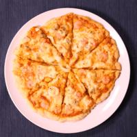 ホットケーキミックスで簡単!お手軽ピザ