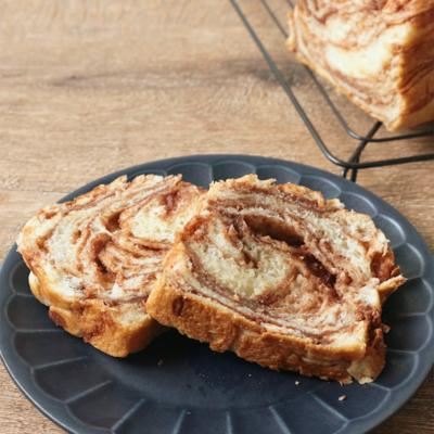 チョコマーブル生食パン