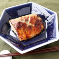 サバの大葉味噌マヨ焼き