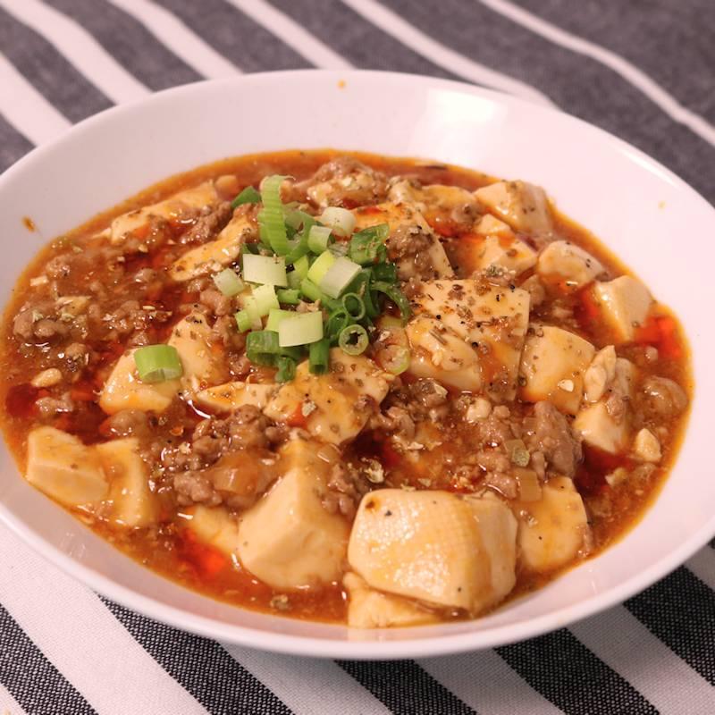 麻 婆 豆腐 レシピ 人気