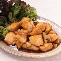 鶏むね肉で節約 照りマヨ炒め