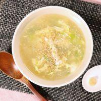 冬瓜のとろとろ中華スープ