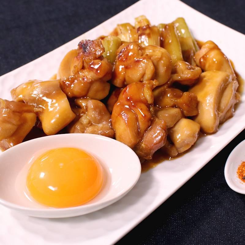 串なし焼き鳥 作り方・レシピ