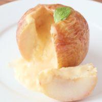 カスタードとろ〜り 焼きリンゴ