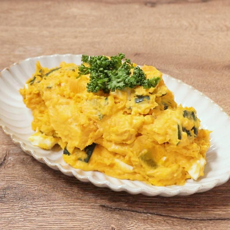 卵 サラダ