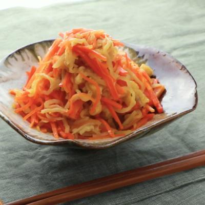 シンプル副菜 切り干し大根の煮物