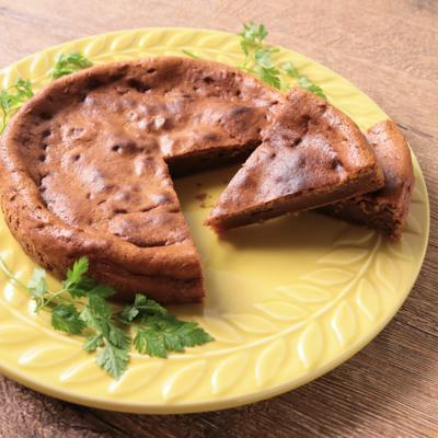しっとり チョコレートチーズケーキ