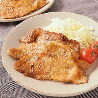 定番 豚肉の生姜焼き