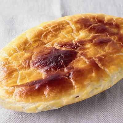 チキンとブロッコリーシチューのポットパイ