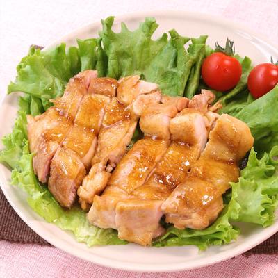 基本をマスター!鶏もも肉の照り焼きチキンステーキ