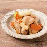 長ねぎと鶏もも肉のさっぱりポン酢炒め