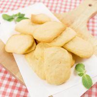 すりおろしりんごのシンプルクッキー