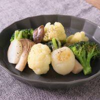 簡単フレンチ蒸し野菜 エチュベ