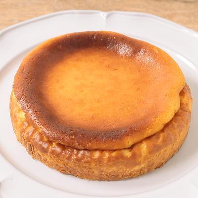 簡単しっとりおいしいチーズケーキ