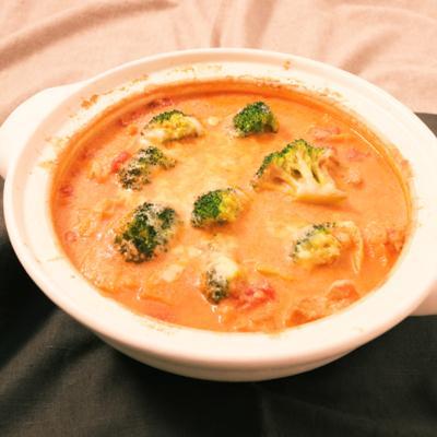 あつあつとろーり 豆乳トマトチーズ鍋